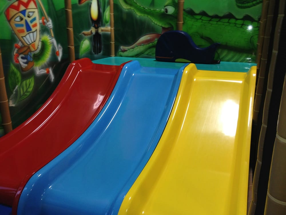 Mount Vernon (WA) United States  City new picture : Jungle Playland Mount Vernon, WA, United States. Toddler slides.