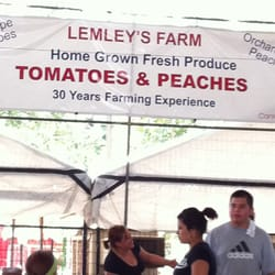 Lemley's Produce & Plants logo