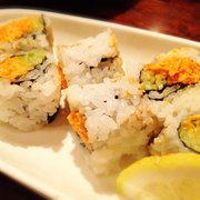 Vegan Spicy Tofuna Roll...awesome!