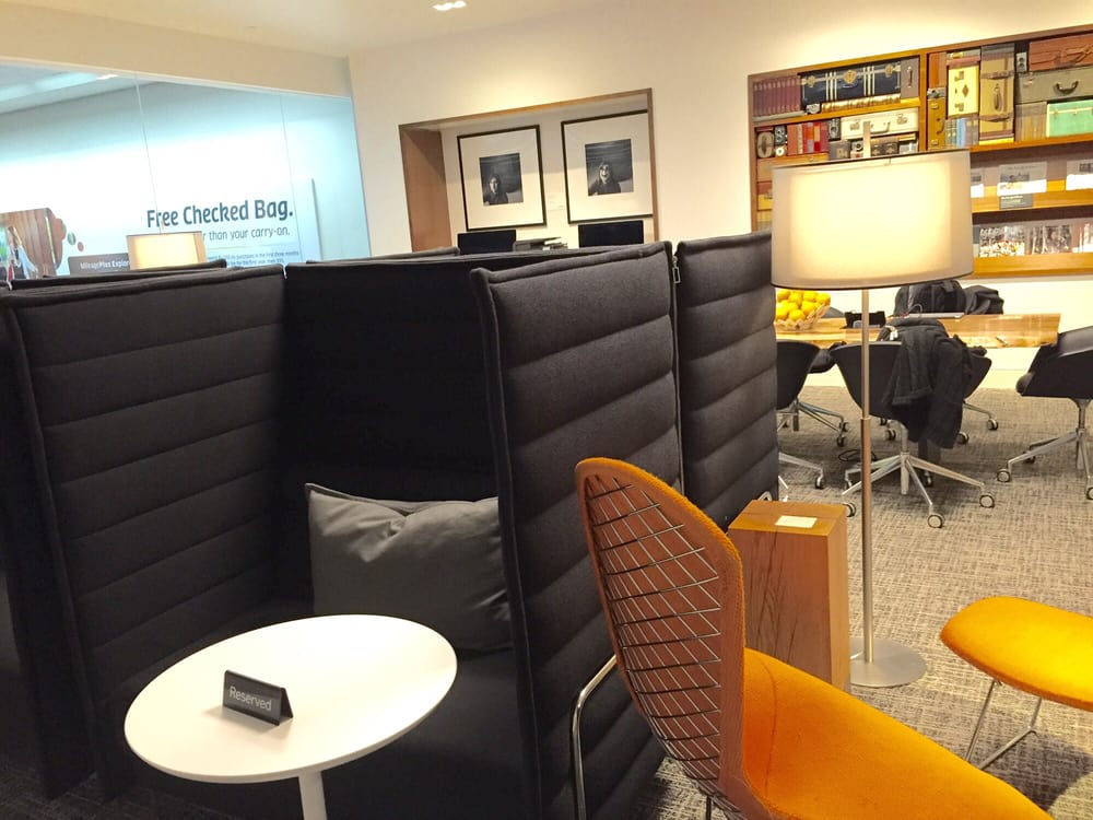Centurion lounge locations