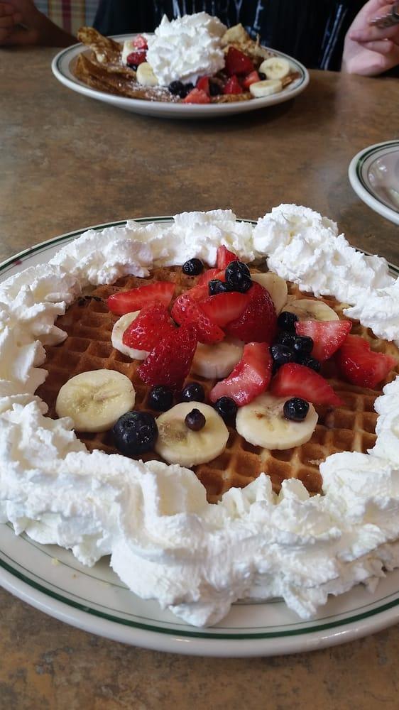 Saw Mill Cafe Breakfast Menu