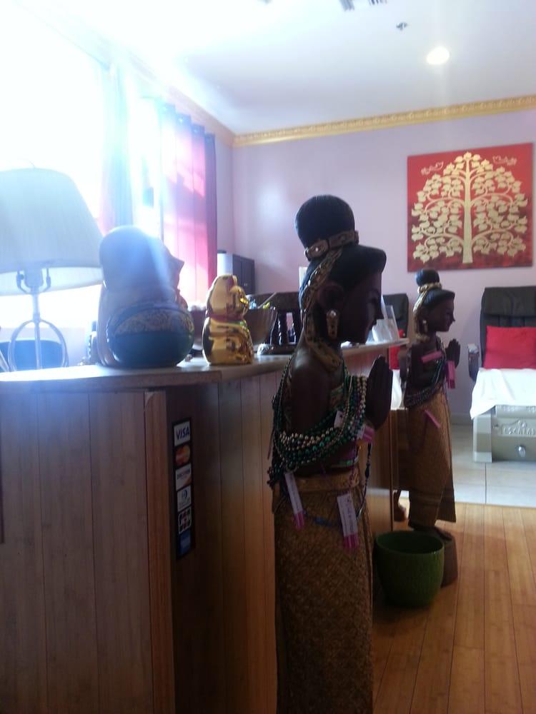 Wat po thai spa 13 photos massage gaslamp san for 7 image salon san diego
