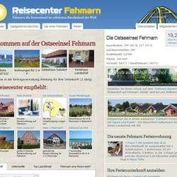 Reisecenter-Fehmarn, Fehmarn, Schleswig-Holstein