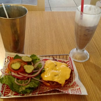 ... - Boise, ID, United States. Classic Smash Burger & Chocolate shake