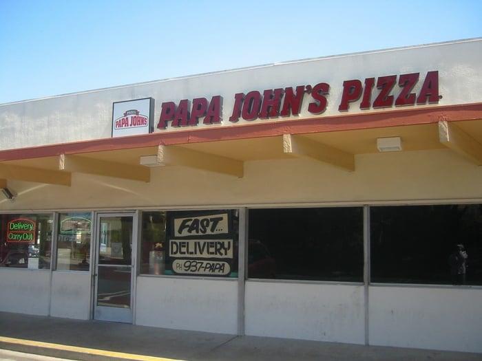 Papa John S Pizza Redondo Beach