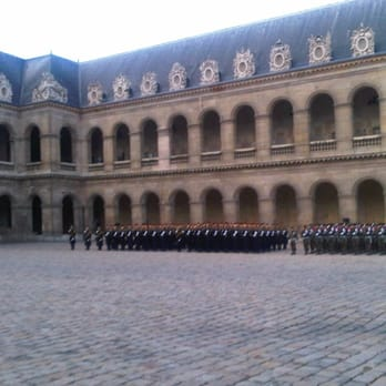Hôtel des Invalides - Paris, France
