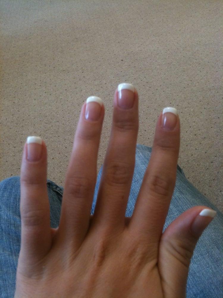 pages tinas nail