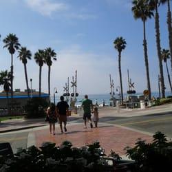 Beach Garden Cafe Avenida Victoria San Clemente Ca