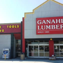 Ganahl lumber 14 photos hardware stores buena park for Ganahl lumber