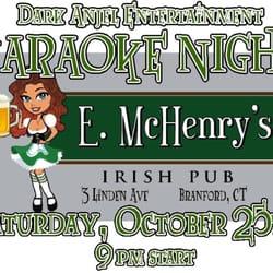 E.McHenry's Irish Pub - Branford, CT | Yelp