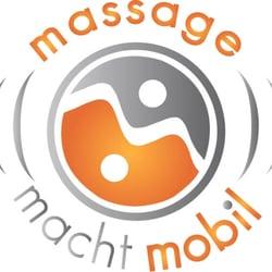 Massage macht mobil