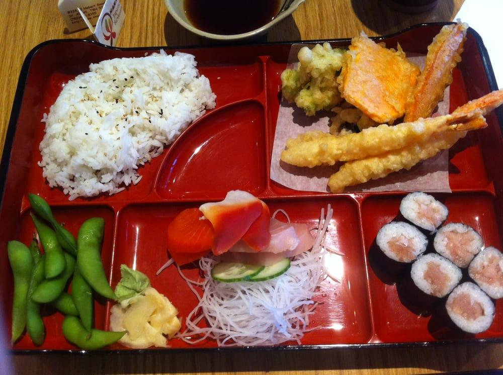 Ohana ya japanese restaurant sushi bars st albert ab for Food bar ohana