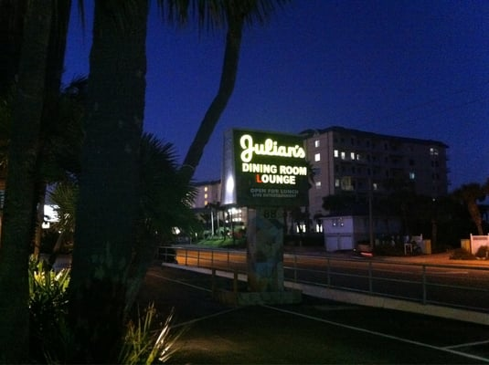 julian s dining room and lounge closed ormond beach