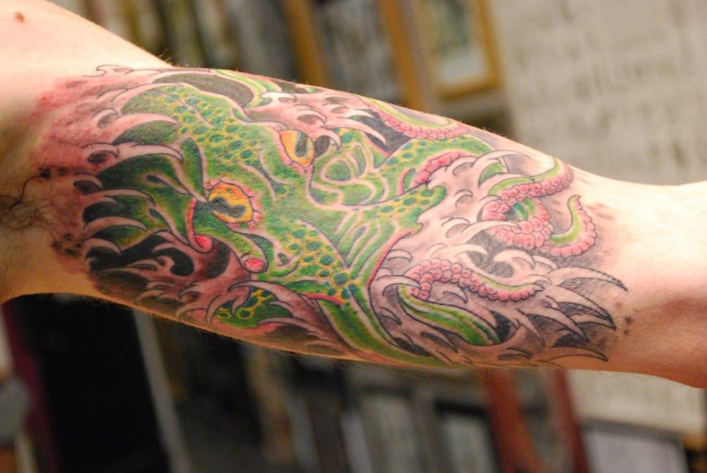 photos for royal peacock tattoo parlor yelp