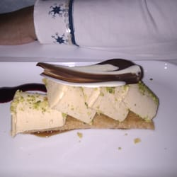 pistachio and cardamon kulfi