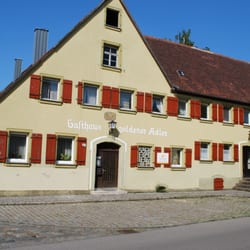 Gasthaus goldener Adler, Merkendorf, Bayern