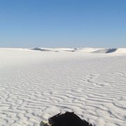 White Sands National Monument - Oh that white sand! - Alamogordo, NM, Vereinigte Staaten