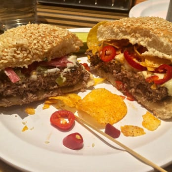 Burger Palace - Washington, DC, United States. New Mexico Burger ...