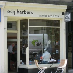 Esq Barbers, Edinburgh