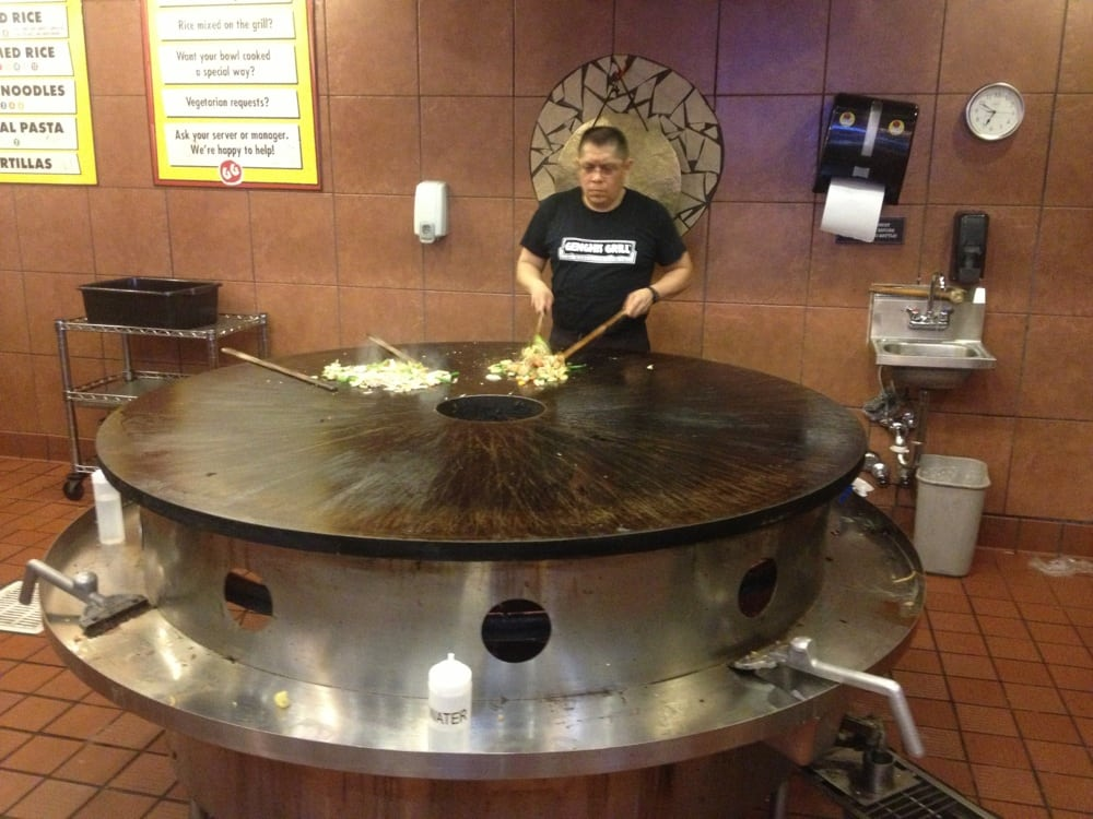 Gro Raumgarage genghis grill 25 foto cucina mongola 1304 town centre dr eagan mn stati uniti