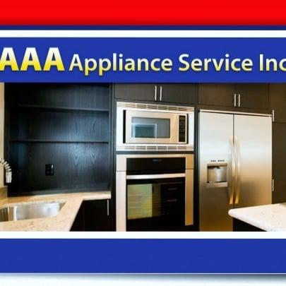 Aaa Appliance Service Appliances Amp Repair 1225 N