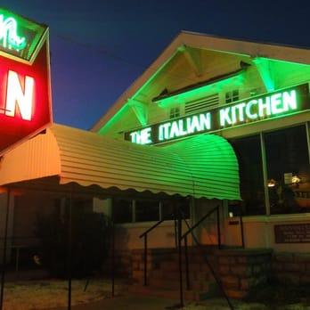 Italian kitchen 24 photos italian restaurants el for Italian el paso tx