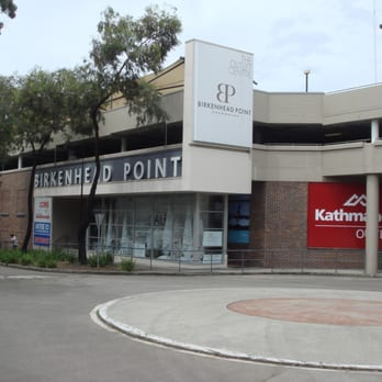 how to get to birkenhead point shopping centre