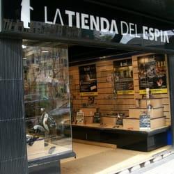 la tienda: