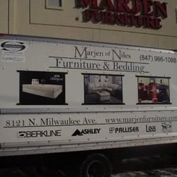 Marjen Discount Furniture Bedding Niles Il Yelp