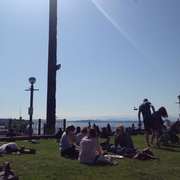 Victor Steinbrueck Park - Seattle, WA, États-Unis. Lovely day in the park!