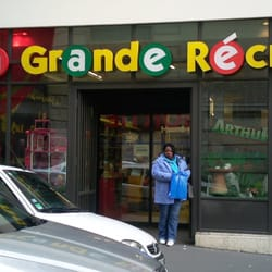 Magasin la grande r cr pictures to pin on pinterest - Centre commercial daumesnil ...