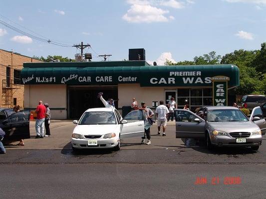 Car Wash Essex Ave Metuchen