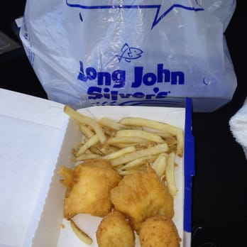 Long john silver s seafood san antonio tx reviews for Long john silvers fish