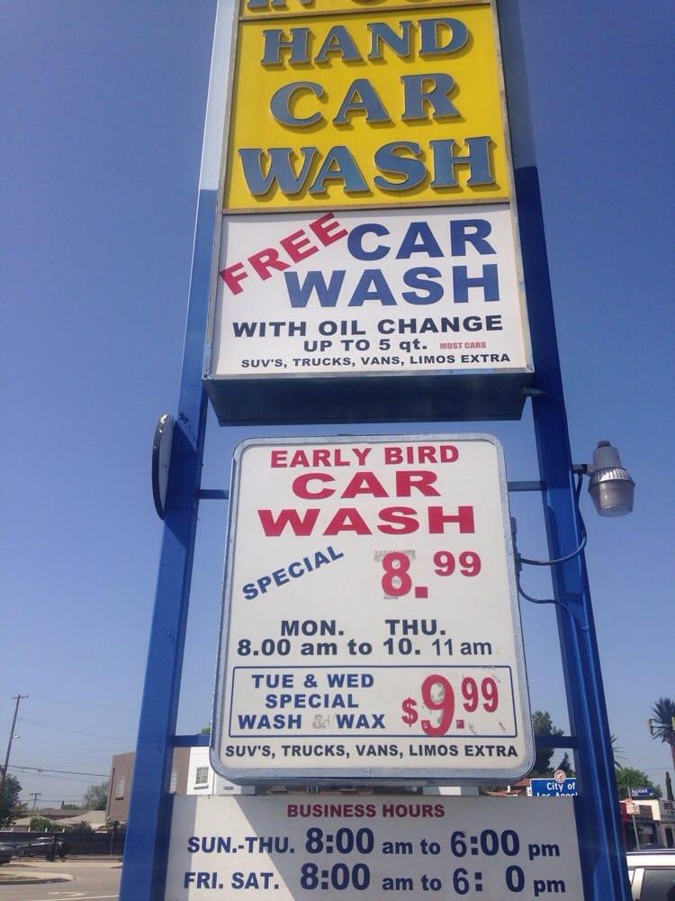 Car Wash Near Hollywood Ca