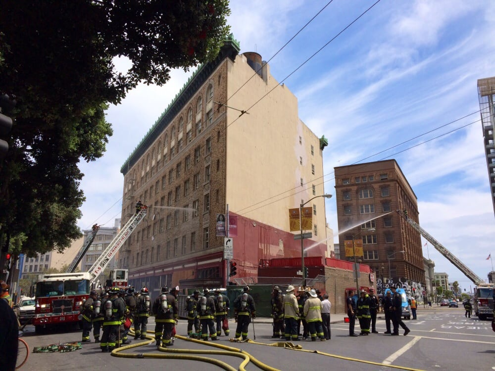 Renoir Hotel San Francisco Closed