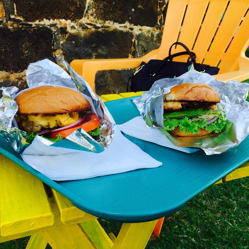 Kauai food truck 106 photos mexican 5371 koloa rd for Good fish sandwich near me