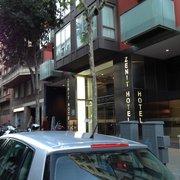 Hotel Zenit Conde Borrell, Barcelona, Spain
