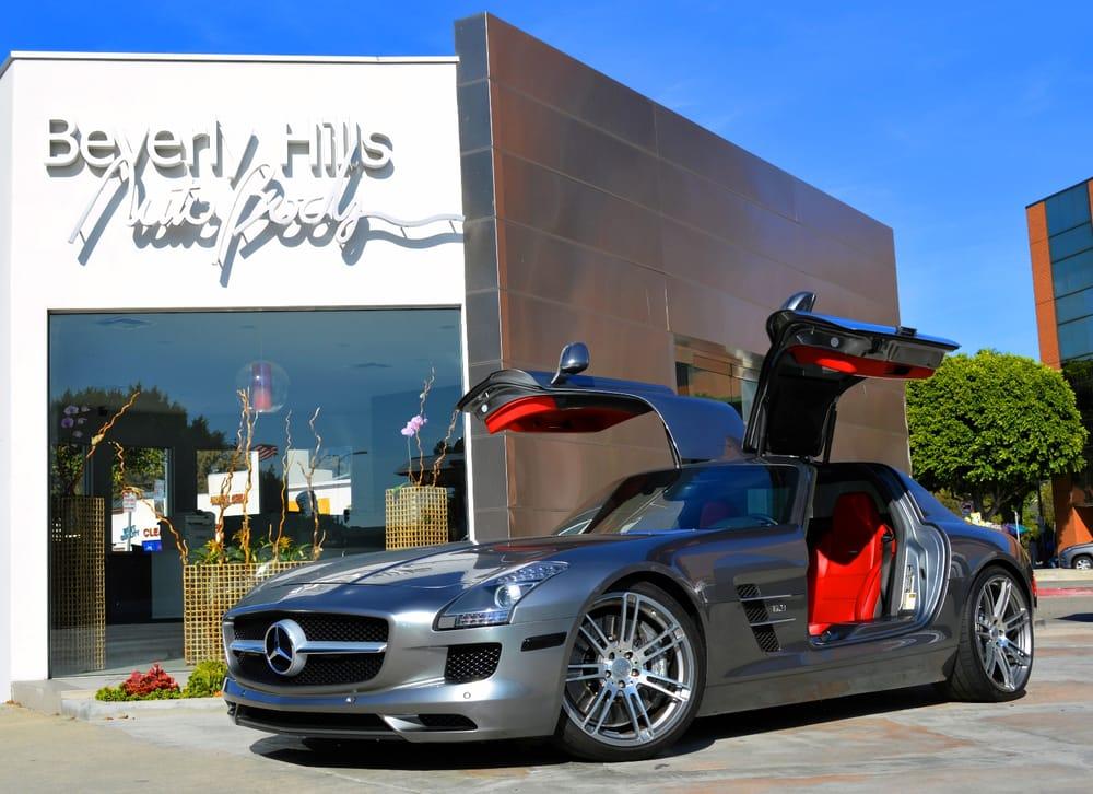 Auto Body Repair Shops Near Me >> Beverly Hills Auto Body - Auto Repair - Beverly Hills, CA - Yelp