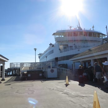 Steamship Authority Car Ferry Price