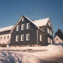 Das Haus mit 14 Betten auf 240 qm