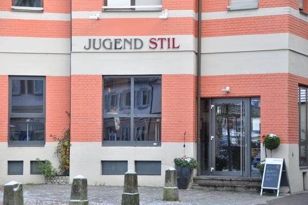 Cafe Restaurant Lounge Jugendstil Schorndorf