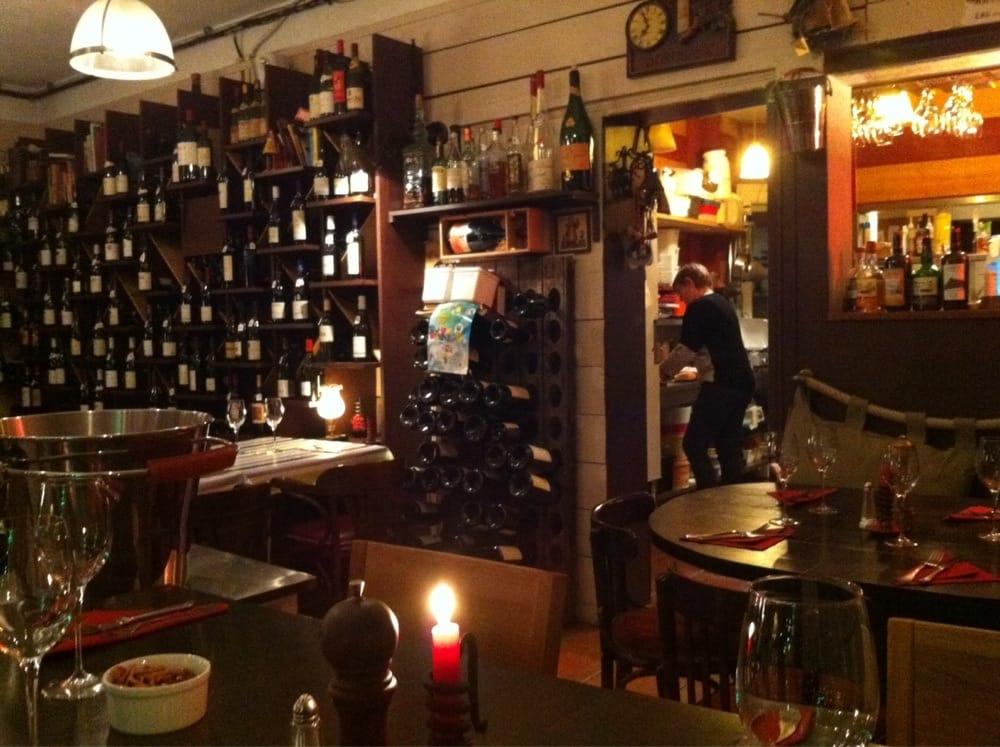 O caveau vins bi res et spiritueux maisons alfort for Avis maison alfort