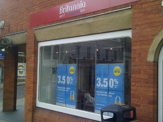 Britannia Building Society Winchester