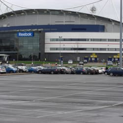 Reebok Stadium, Bolton, Greater Manchester, UK