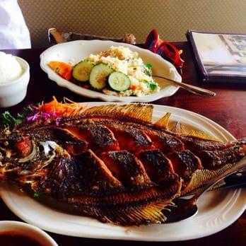 Crystal thai restaurant 25 photos thai restaurants for Arlington thai cuisine