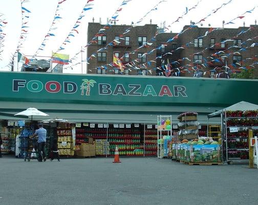 Food Bazaar Junction Blvd New York