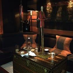 The bar at Blakes
