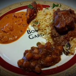 Bombay Garden Restaurant Indien Santa Clara Ca Tats