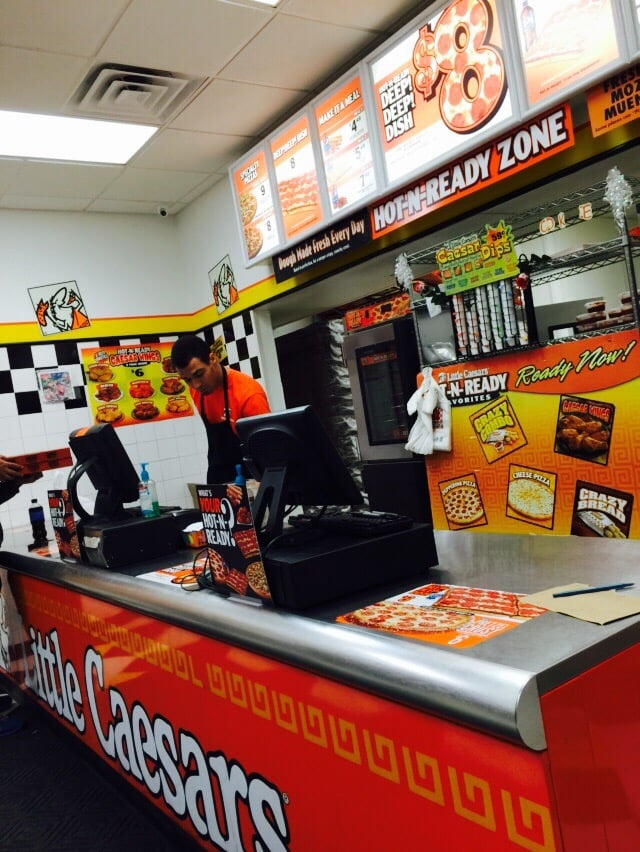 Gainesville (FL) United States  city pictures gallery : Little Caesars Pizza Pizza Gainesville, FL, United States ...