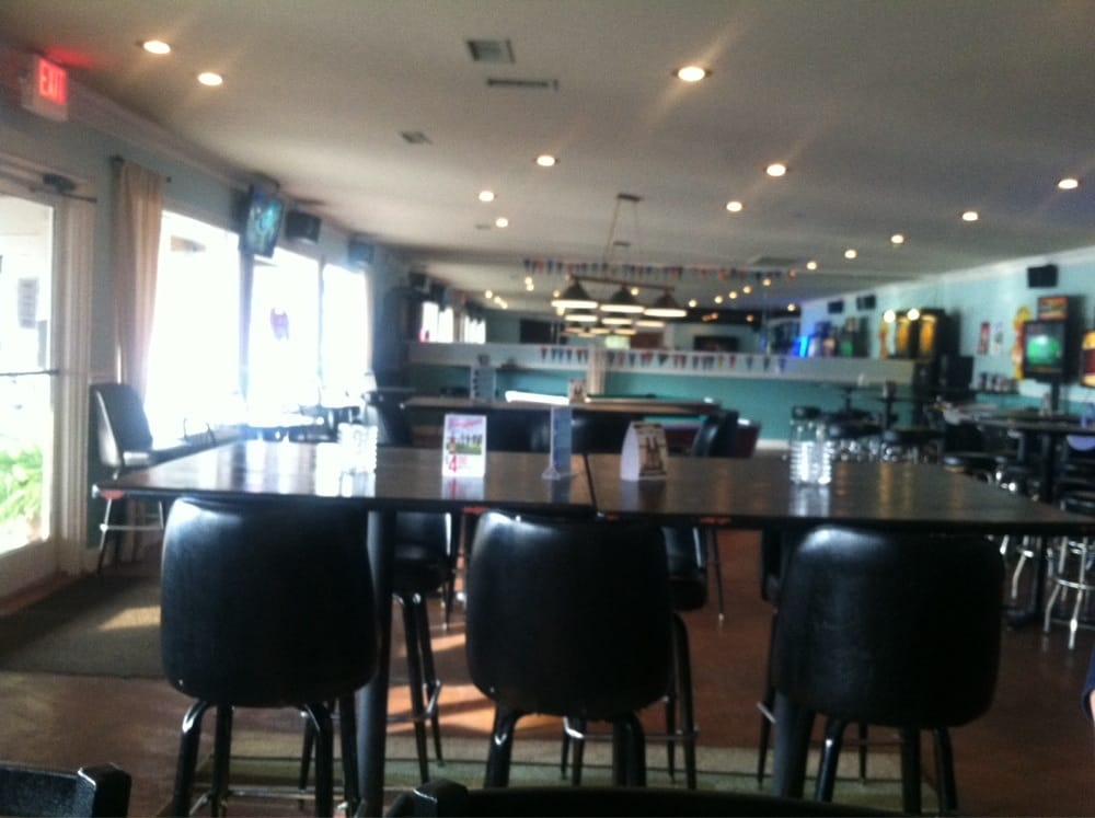 Myrtle Beach Bars With Pool Tables